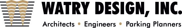 Watry Design, Inc. Logo