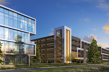 Image of Parking's Role in the Reimagined Corporate Campus