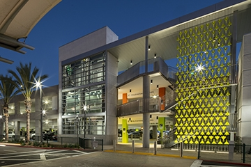 Image of Airport Improvement Magazine: San Diego International Adds Covered Parking Plaza