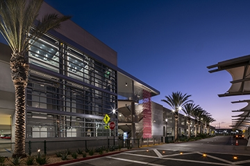 Image for San Diego Airport Terminal 2 Parking Plaza Wins 2019 IPMI Award of Excellence