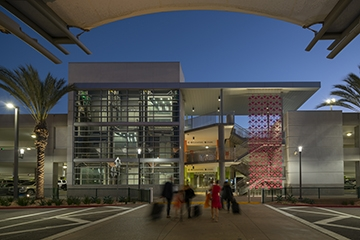Image for San Diego International Airport Strikes Parksmart Gold