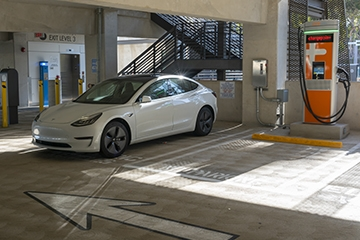 Image of Parking & Mobility Magazine: The California City Embracing the Future of EVs