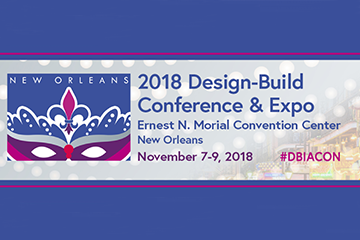 Image of 2018 DBIA National, November 8-9, New Orleans