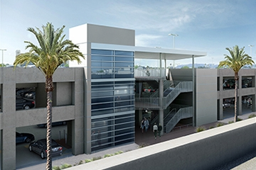 Image for Behind the curtain of a Successful Airport Progressive Design Build Project: Terminal 2 Parking Plaza at San Diego International Airport