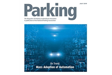 Image of Parking Magazine: The Rise of Automation's Mass Adoption