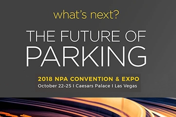 Image for NPA Annual Conference, October 22-25, 2018 in Las Vegas