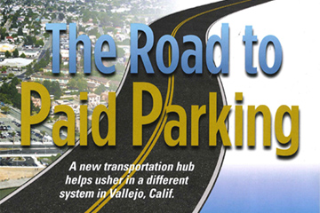 Image for The Parking Professional: The Road to Paid Parking