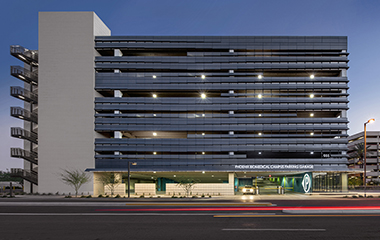 Image of Phoenix Biomedical Parking Structure Receives IPI Award of Excellence