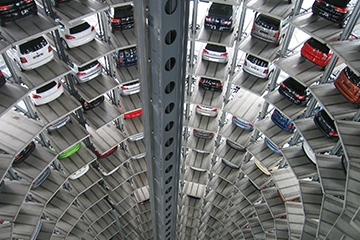 Image for The Parking Professional: The Future of Parking is Happening Now