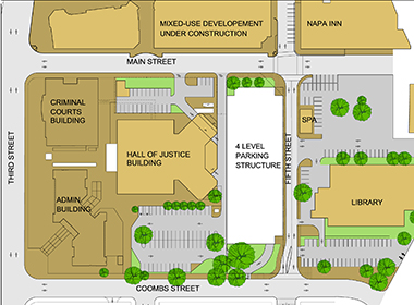 Image for Napa 5th Street Feasibility Study & Parking Structure