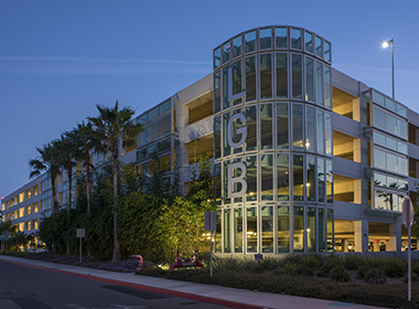 Image for Long Beach Airport Parking Structure