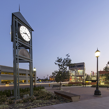 Image for Metro Gold Line Arcadia Station Parking Structure