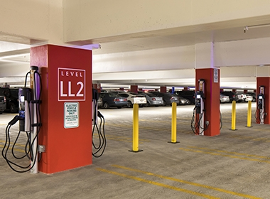 Image of The Parking Professional: Accessibility and EV Charging Stations