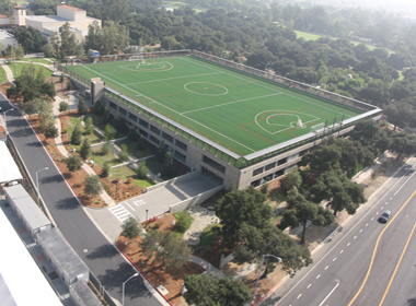 Image for Pomona College Parking Structure