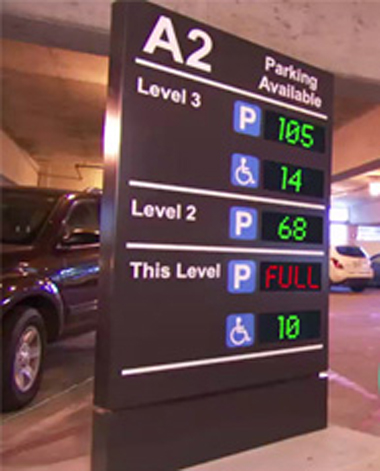 Image for John Wayne Airport  Parking Revenue and Access Control Systems (PARCS)