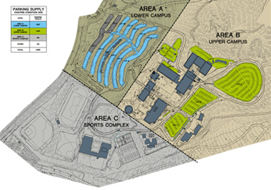 Rio Hondo Community College Parking Feasibility Watry Design Inc