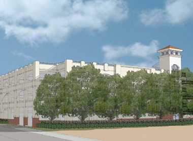 Image for Redlands Park Once Parking Structure
