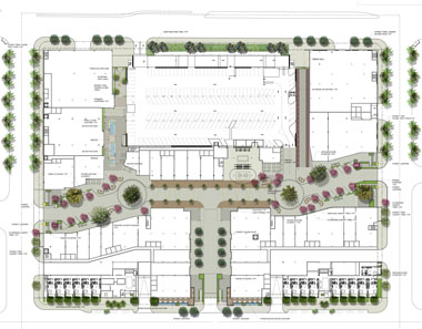 Image for Runway at Playa Vista Parking Structure