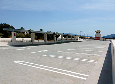 Image for Temecula Civic Center Parking Structure