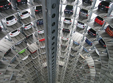 Image of The Parking Professional: The Future of Parking is Happening Now