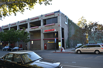 Image for 1st and F Street Parking Structure Condition Assessment