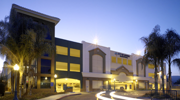 Image for Covina Metrolink Transit Complex Parking Structures