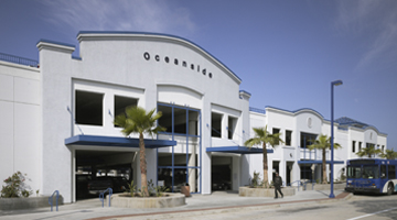 Image for Oceanside Transit Parking Structure
