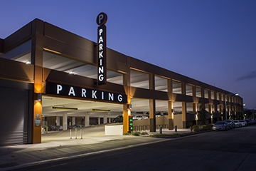 Image for Brea Superblock #1 Parking Structure
