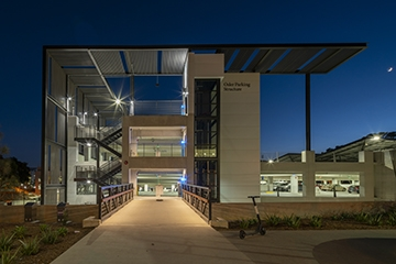 Image for UCSD Osler Parking Structure & Visitor's Center