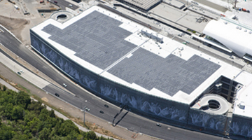 Image of Mineta San Jose International  Airport ConRAC & Parking Structure