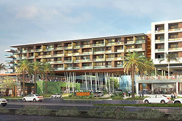 Image for 1700 Harbor Luxury Hotel Functional Design and Valet Parking Studies