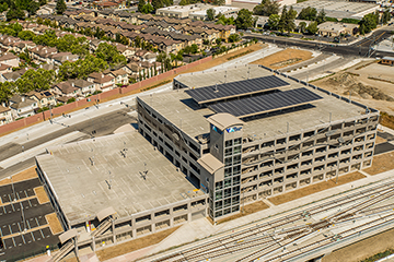 Image for VTA Berryessa Station Parking Structure