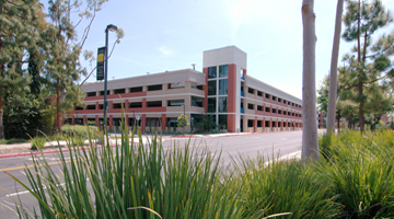 Image for CSU Long Beach Parking Structures 2 & 3
