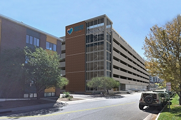 Image for Denver Health Acoma Garage