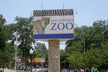 Image for San Antonio Zoo Garage Programming Documents