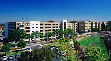Image for UC Irvine Parking Structure & Office Building #3