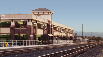Image for Livermore Valley Transit  Parking Structure