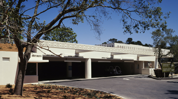 Image of Entry Pavilion Parking Structure