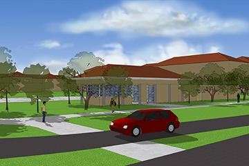 Image for Stanford University Manzanita Parking Structure