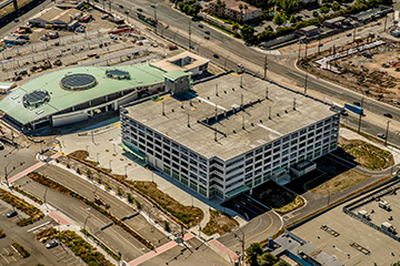 Image for VTA Milpitas Station Parking Structure