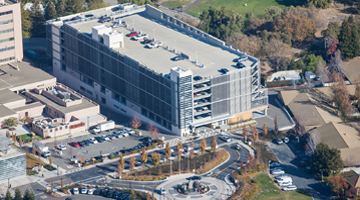 Image for John Muir Medical Center  Parking Structure