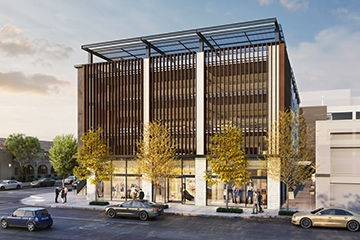 Image of Palo Alto Lot D Parking Structure