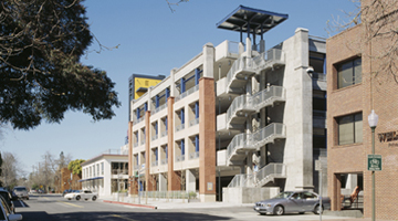 Image of City of Palo Alto Lot S/L Parking Structure