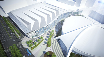 Image for Anaheim Convention Center Expansion Parking Structure