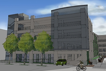 Image for Village at Burlingame Lot N Parking Structure