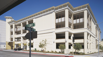 Image for City of San Rafael Parking Structure