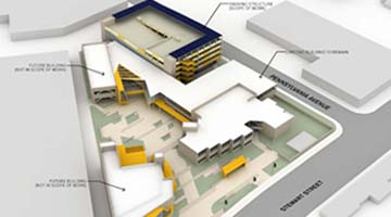 Image for Santa Monica College Parking Structure
