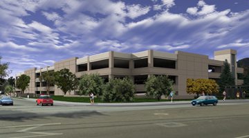 Image for Sierra Vista  Medical Center Parking Structure
