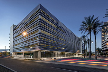 Image of Phoenix Biomedical Campus  P3 Parking Structure