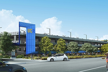 Image for UC Riverside Parking Structure 1